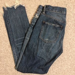 Madwell Perfect Summer Jean - High Waisted